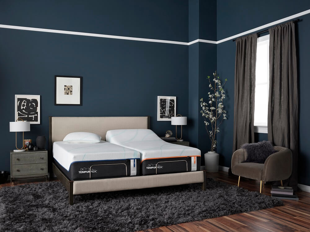 TEMPUR-LuxeAdapt Collection - TEMPUR-LuxeAdapt Firm - King - Mattress only